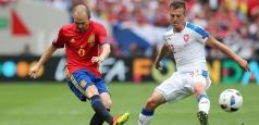Euro 2016: Spania a pătruns târziu pe uliţa cehă