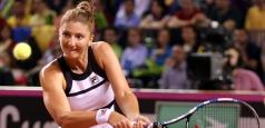 WTA Birmingham: Begu pierde pe ambele fronturi