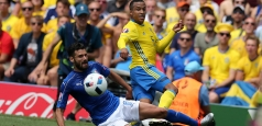 EURO 2016: Italia - Suedia 1-0