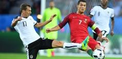 EURO 2016: Deziluzia lusitană