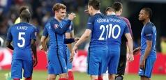 EURO 2016: Franța - Elveția, remiză de salon