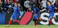 EURO 2016: Franţa a reuşit calificarea în sferturi