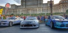 Marius Mitrache, singurul român de pe podium la etapa de drift de la Palatul Parlamentului