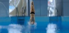 Alin Dragomir, locul 15 la Europenele de sărituri în apă pentru juniori