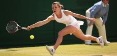Wimbledon: Fetele merg mai departe la simplu