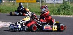 Peste 40 de piloți la etapa 3-a a Campionatului Național de Karting Dunlop din acest weekend