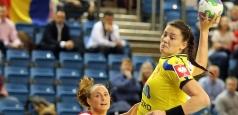 WUC Handball 2016: Româncele se luptă pentru aur!