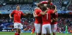 EURO 2016: Țara Galilor a dat lovitura în sferturile de finală