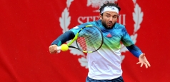 Wimbledon: Printre picături, Mergea trece în optimi
