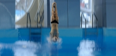 Sărituri în apă: Alin Ronțu, locul 15 la Rijeka