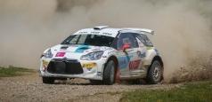 Gergo Szabo și Karoly Borbely au câștigat pentru al doilea an consecutiv Raliul Moldovei