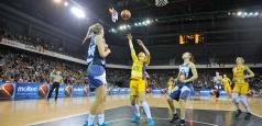 Naționala feminină de tineret la Campionatul European din Muntenegru