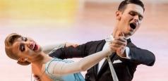 """Dansatorii sportivi români merg la """"europene"""" și """"mondiale"""""""