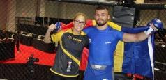 Un român în semifinalele mondialului de MMA