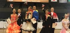 România, campioană mondială la dans sportiv în Kitakyushu
