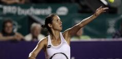 BRD Bucharest Open: Decizie amânată la meciul de dublu ce le opune pe Cadanțu și Olaru