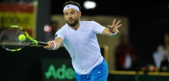 Cupa Davis: România pierde cu fruntea sus în fața Spaniei