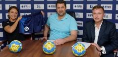 Fa devine partener oficial al echipei naționale de handbal feminin