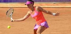 WTA Florianopolis: Ana Bogdan învinge principala favorită
