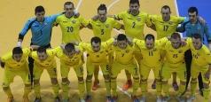 Echipa națională susține două meciuri amicale la Tiraspol