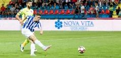 Liga 1: Trei goluri în 45 de minute și victorie clară pentru ieșeni