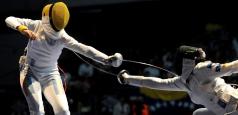 Rio 2016: Trei ratări la spadă individual