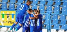 Liga 1: Pandurii înving pe Bega și trec în fruntea clasamentului
