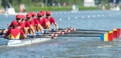 Rio 2016: Recalificări pentru toate echipajele de canotaj