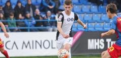 Steaua l-a transferat pe Florin Tănase
