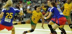 Rio 2016: A doua înfrângere olimpică pentru handbaliste