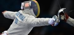 Rio 2016: Tiberiu Dolniceanu, locul 5 la sabie