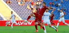 Liga 1: Pandurii Tg. Jiu - CFR Cluj 1-1
