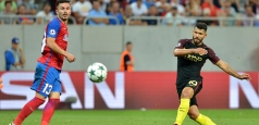 Play-off Liga Campionilor: Steaua - Manchester City 0-5