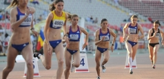 Rio 2016: Două atlete eliminate la 800 m