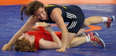 Rio 2016: Alina Vuc a ratat turneul olimpic