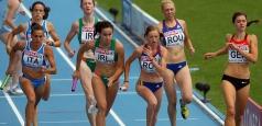 Rio 2016: Ștafeta României de 4x400 m, eliminată în serii