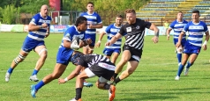 Superliga CEC Bank: Politehnica Iași - Universitatea Cluj 25-3