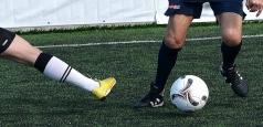 A doua victorie tricoloră la CE de minifotbal