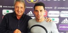 Nicușor Stanciu este oficial jucătorul lui RSC Anderlecht
