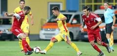 Preliminariile CE U21: România - Luxemburg 4-0