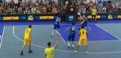 România, în sferturile de finală ale Campionatului European de baschet masculin 3X3