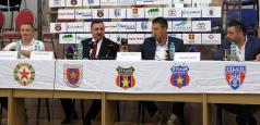 Conferință de presă susținută de conducerea Steaua CSM EximBank