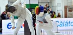 Scrimerele au cucerit 3 medalii la Campionatele Balcanice de seniori