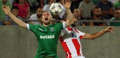 Liga Campionilor: Cosmin Moţi, integralist pentru Ludogoreţ