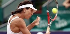 WTA Quebec: Țig pierde dramatic în primul tur
