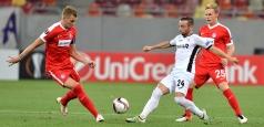 Europa League: Înfrângere la debut