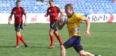 România s-a calificat în sferturile de finală ale Campionatului European de rugby 7 U18