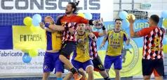 LNHM: Steaua pierde la Turda
