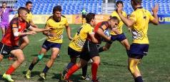 Romania, locul 7 la Campionatul European de rugby 7 U18