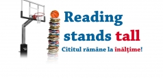 "Start campaniei ""Reading stands tall"""
